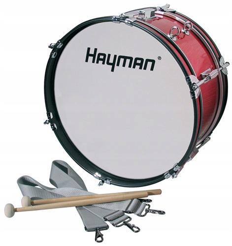 Hayman Drum March JMDr-1607 16 ' X 7 '