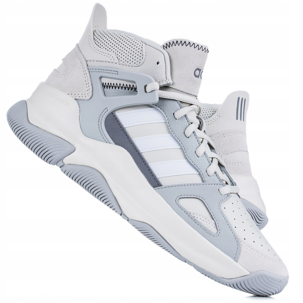 adidas streetspirit buty męskie szare rozmiar 46