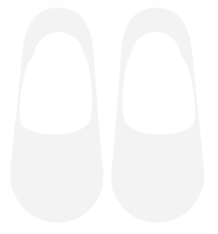 Nur Die Stopki Baletki Mokasynki Silikon 39/42