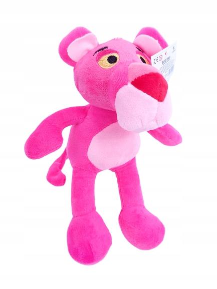 Maskot Plush Panther - Pink