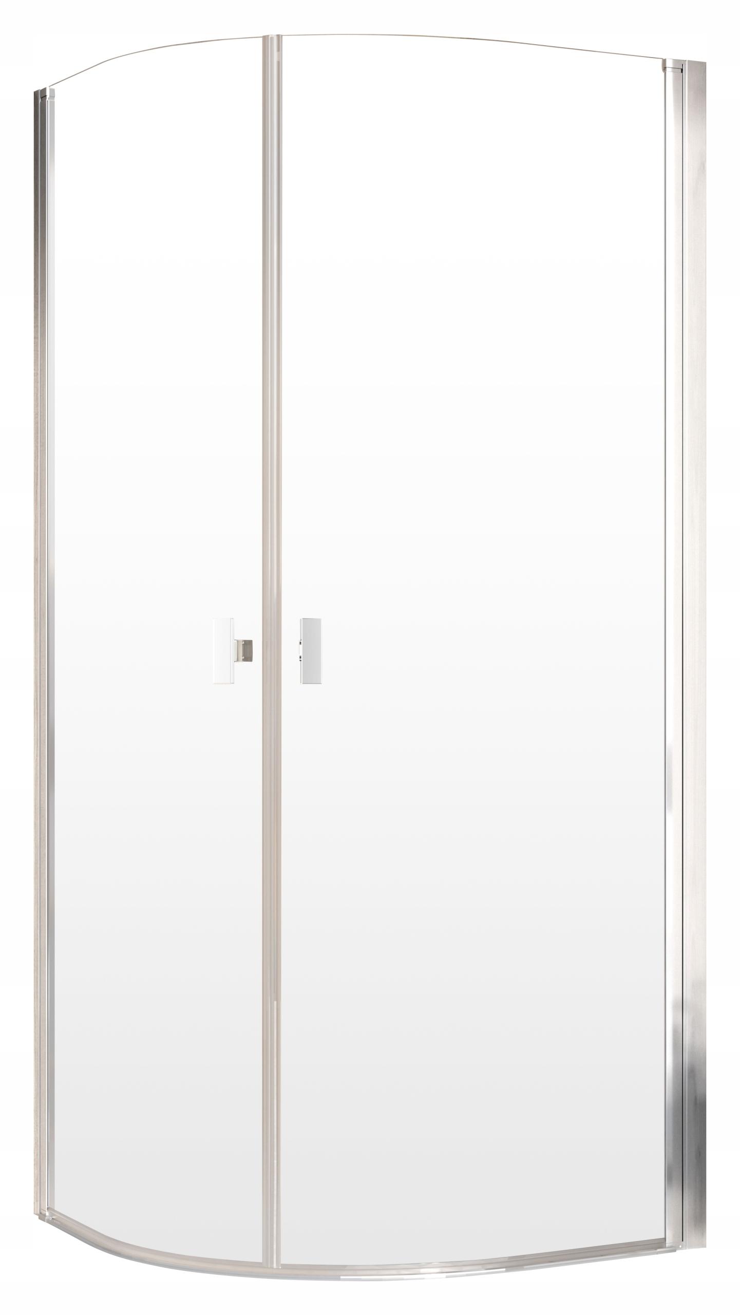 Sprchový kút Nes PDD I 80x80x200 cm RADAWAY