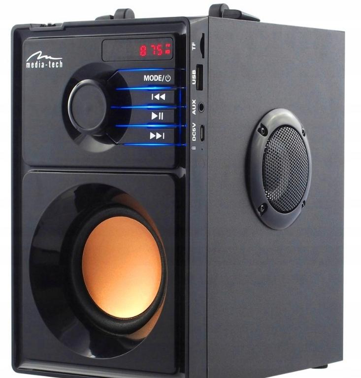 Радиоприемник Bluetooth Media-Tech MT3145 BOOMBOX