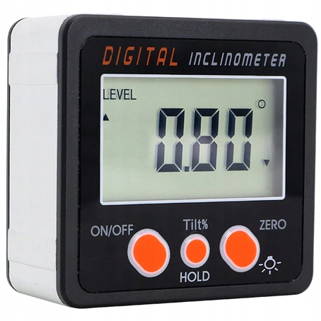 Elektronická digitálna úroveň CK-120