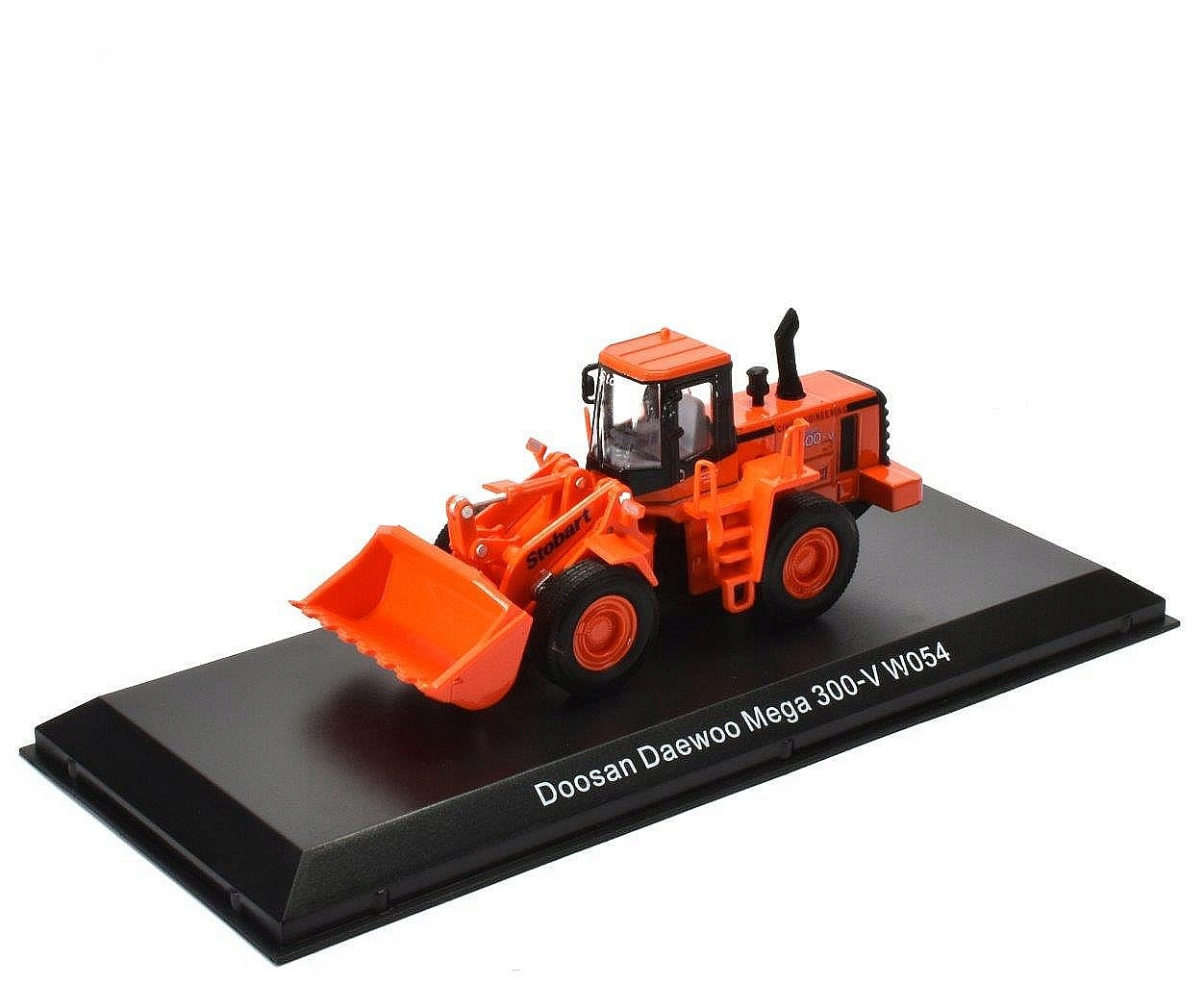 Ładowarka Doosan Daewoo Mega 300-V W054 1/76 Atlas