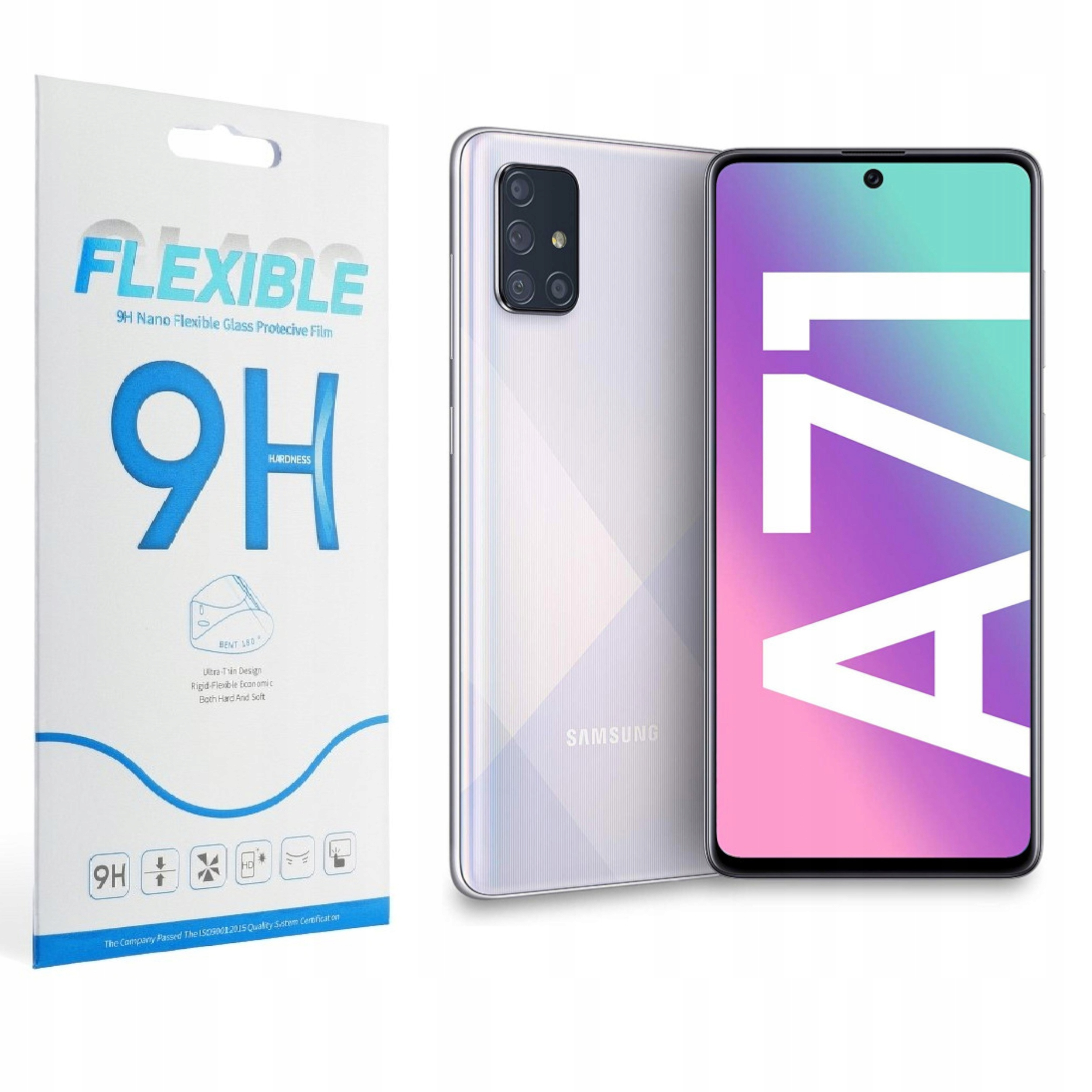 Szybka hartowana Flexible Nano Glass do Galaxy A71