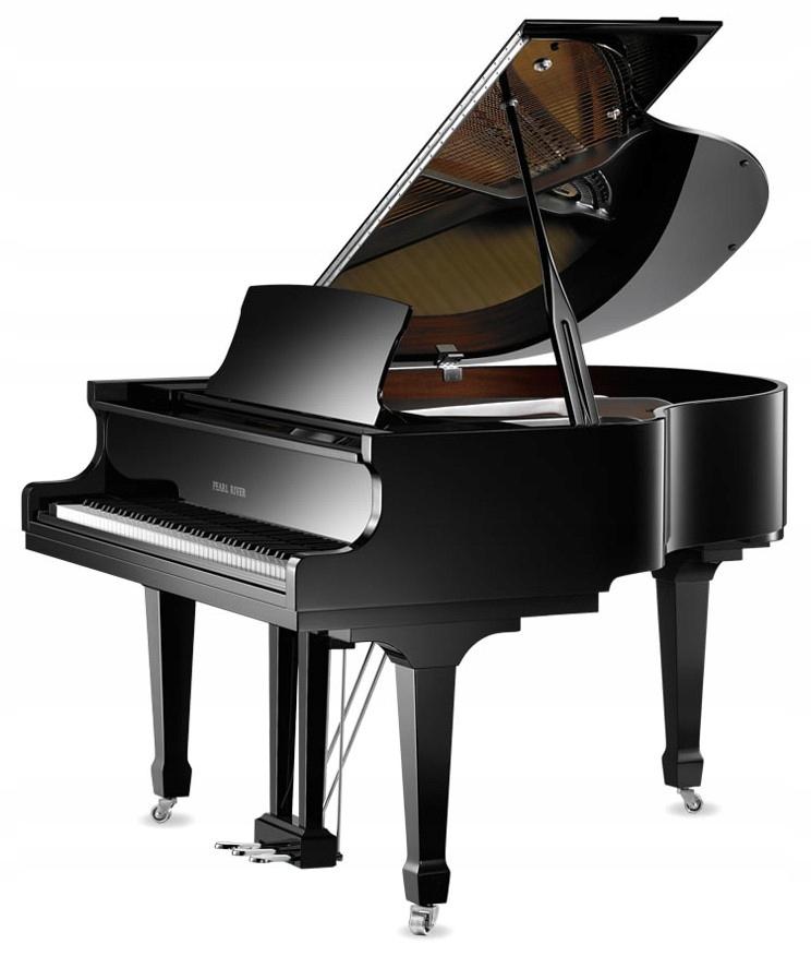 Piano Pearl River 160 EÚ čierny lesk