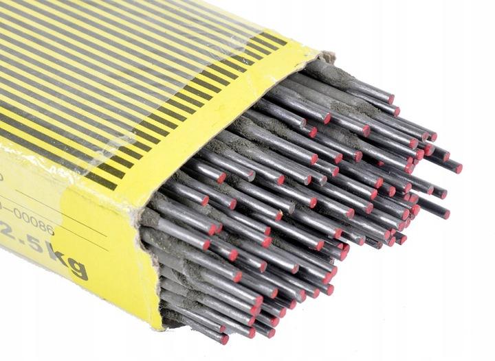 СВАРОЧНЫЕ ЭЛЕКТРОДЫ 2,5 мм х 300 мм 2,5 кг