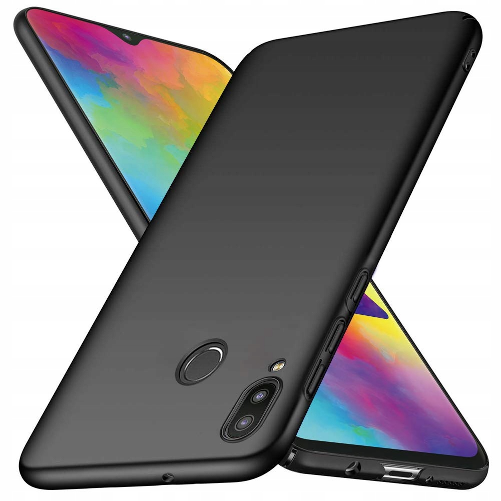Item CASE cover MATTE FOR SAMSUNG GALAXY A40 + TEMPERED GLASS