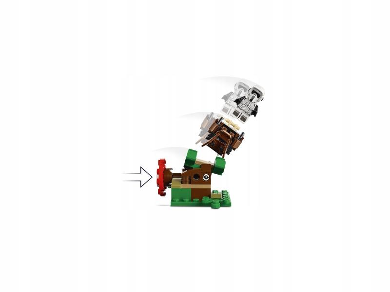 LEGO STAR WARS 75238 BITWA NA ENDORZE Wiek dziecka 7 lat +