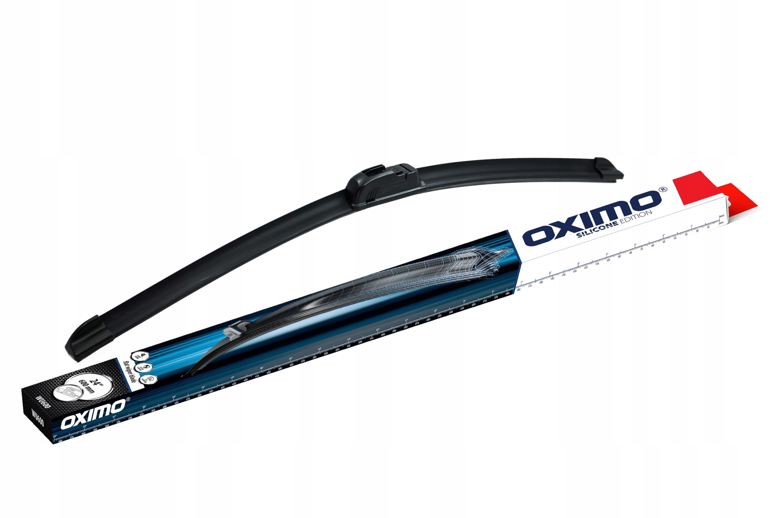 Плоская щетка OXIMO WU600 600 мм