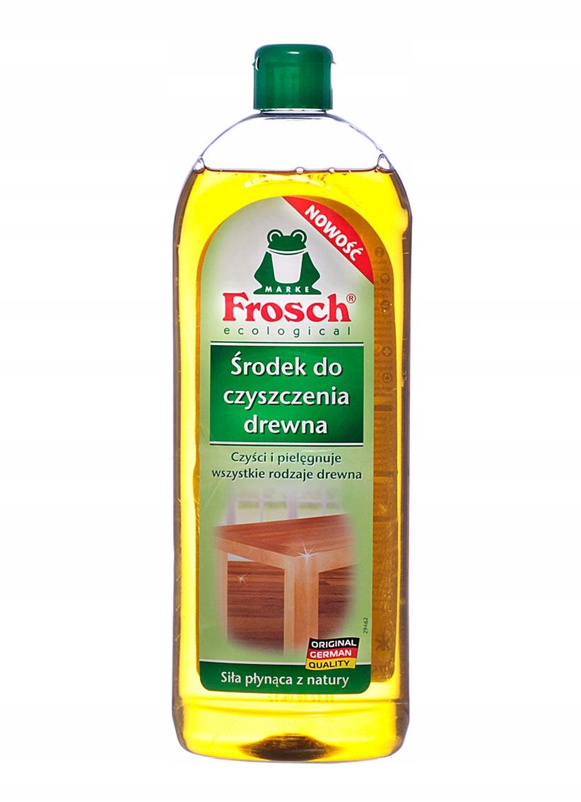 FROSCH Środek do czyszczenia drewna mebli podłóg