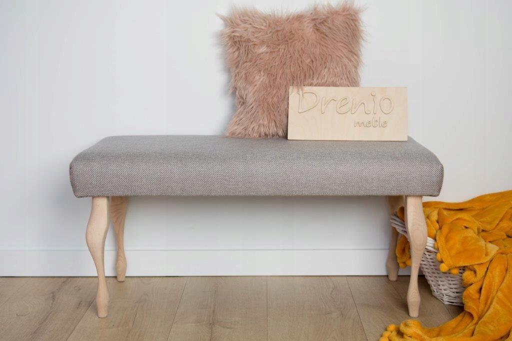 Na lavičke na chodbe SCANDI 80 x 35 cm