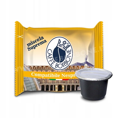 Купить CAFFE BORBONE SUPREMAЗАМЕНИТЕЛИ NESPRESSO 10ШТ на Eurozakup - цены и фото - доставка из Польши и стран Европы в Украину.