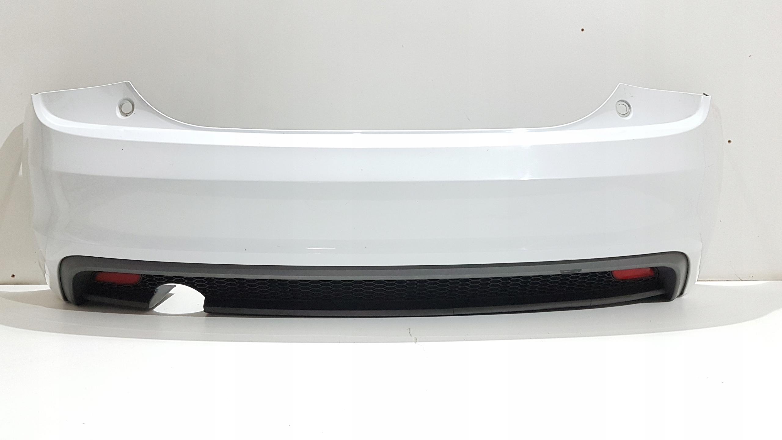 бампер задняя панель сзади audi a1 s-line 10-18 8x0807511