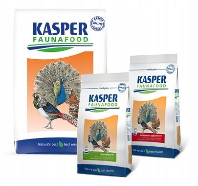 Pasza dla bażantów pawie indyki Gallus Kasper20 kg