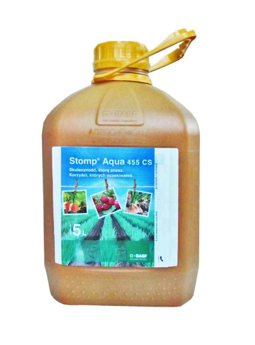 STOMP AQUA 5L BURINY jeden fazuľa