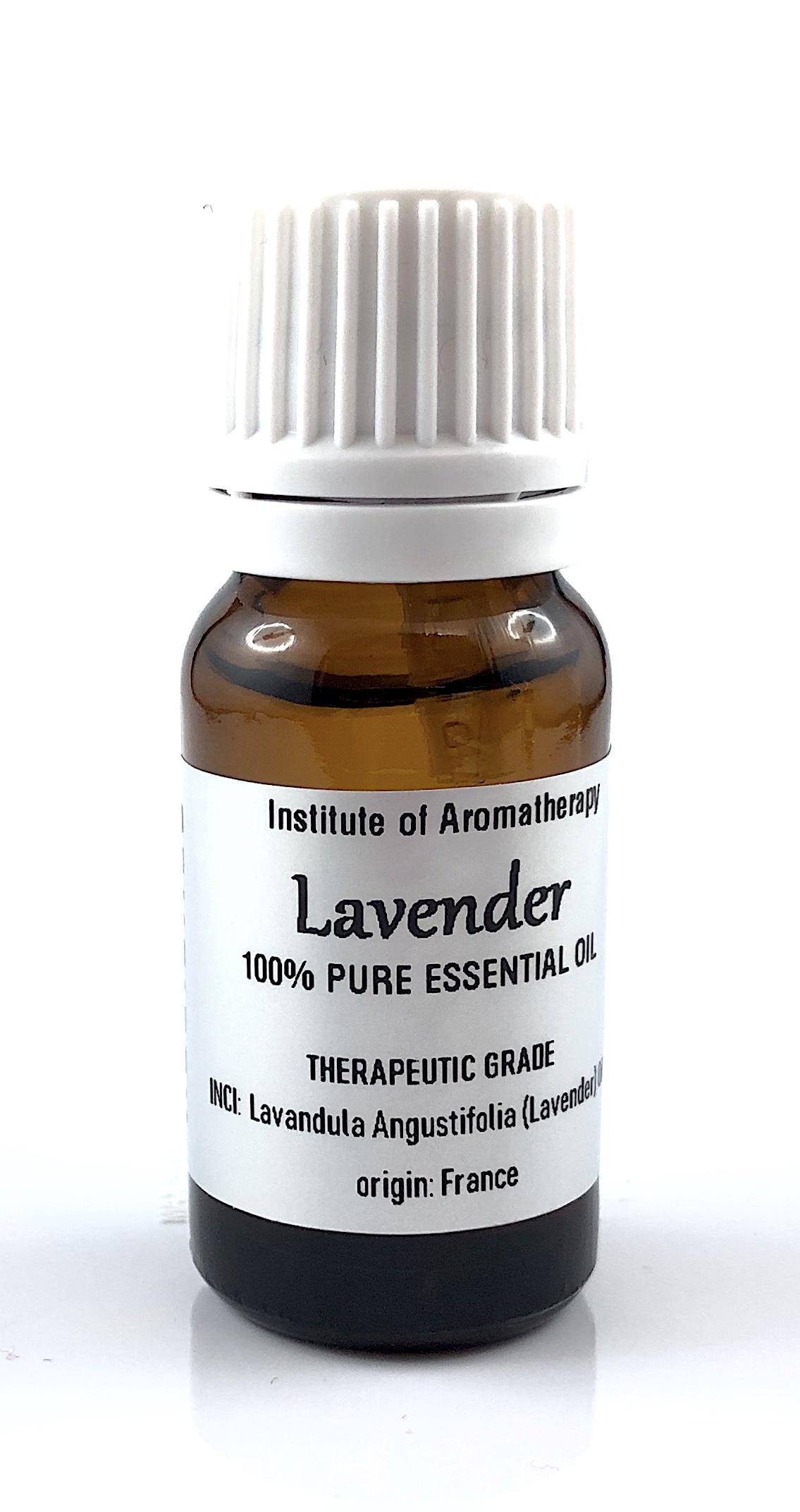 Czysty Olejek eteryczny LAWENDOWY Instytut Aroma