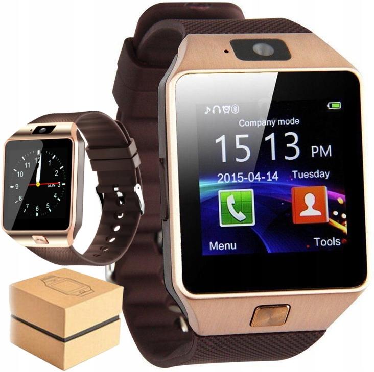 Zegarek Smartwatch Model 2021 Z Kartą Sim Kamera