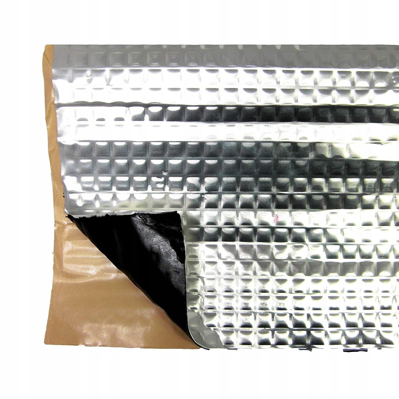 коврик wygŁuszajĄca 25 butylowa битумная alubutyl