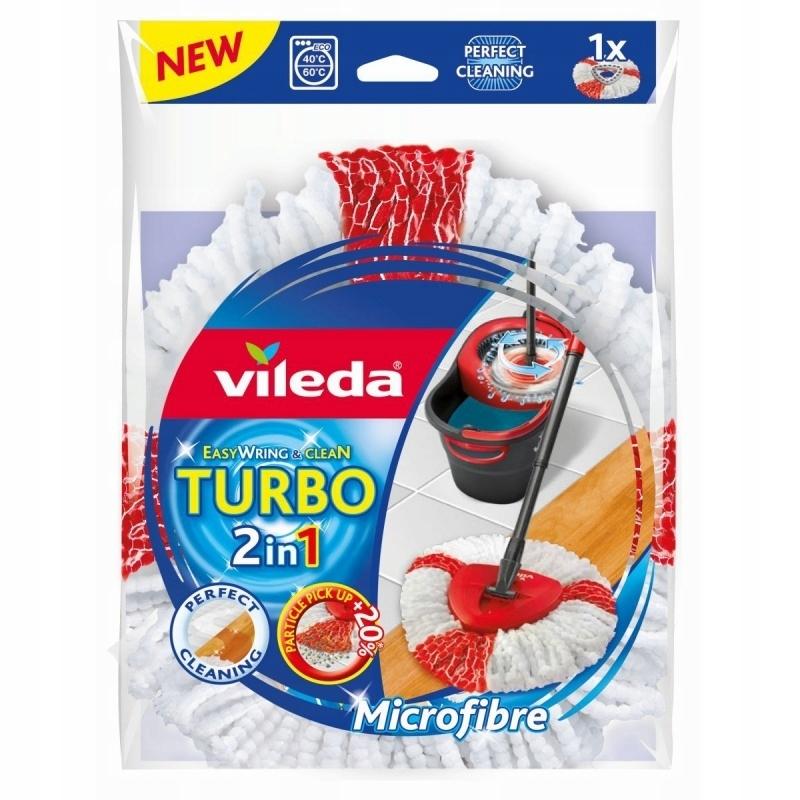 VILEDA Вклад запас швабры EASY WRING AND CLEAN TURBO