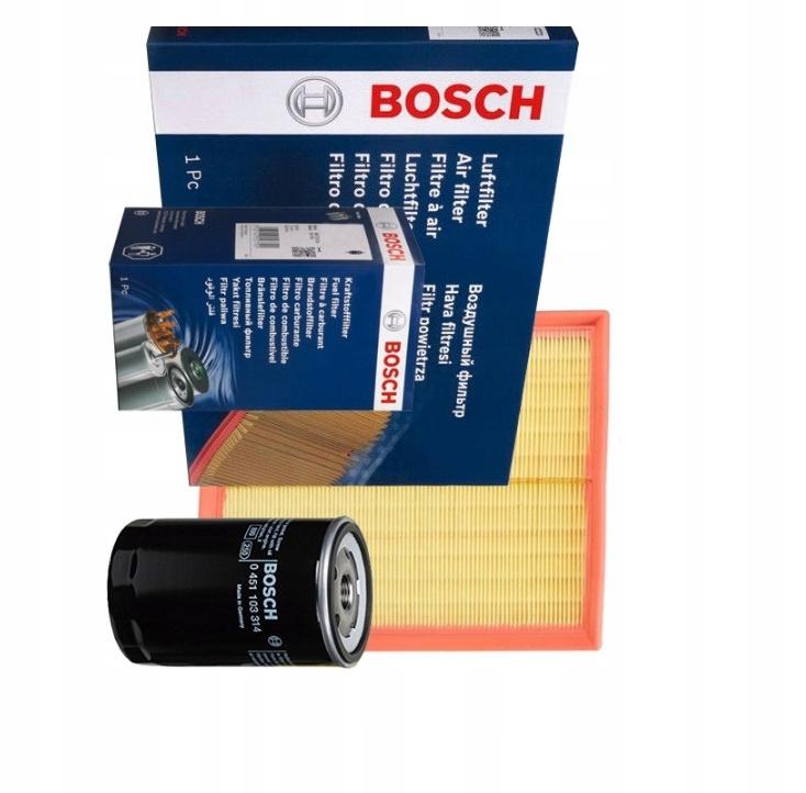 фильтр oleju+powietrza bosch audi a4 b6 b7 20 alt