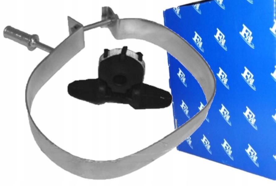 вешалка глушителя z зажимом peugeot 207 208