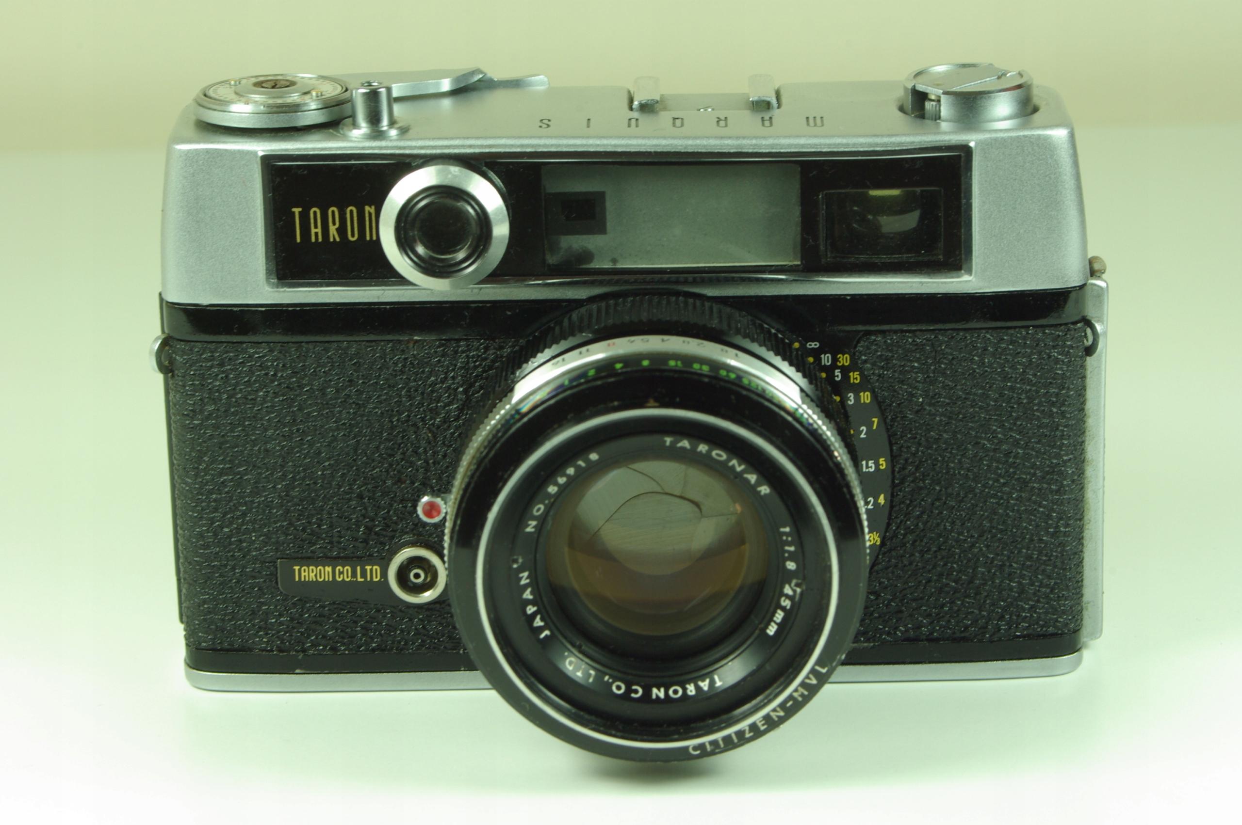 Купить TARON MARQUIS - уникальный фотоаппарат - не пропустите! на Otpravka - цены и фото - доставка из Польши и стран Европы в Украину.