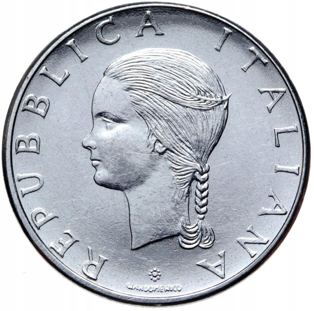 Taliansko - mince - 100 LIR 1979 - FAO