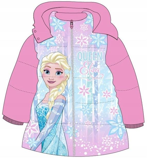 ZIMNÁ ZIMNÁ BUNDA Elsa Frozen FROZEN