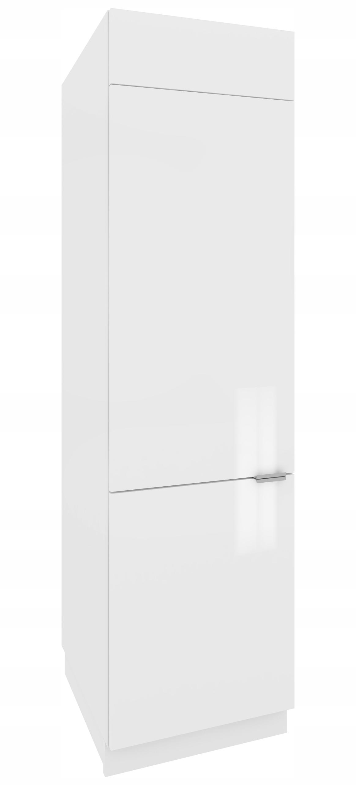 CAMPARI PLN 6 Skrinka pre montáž chladnička LESK