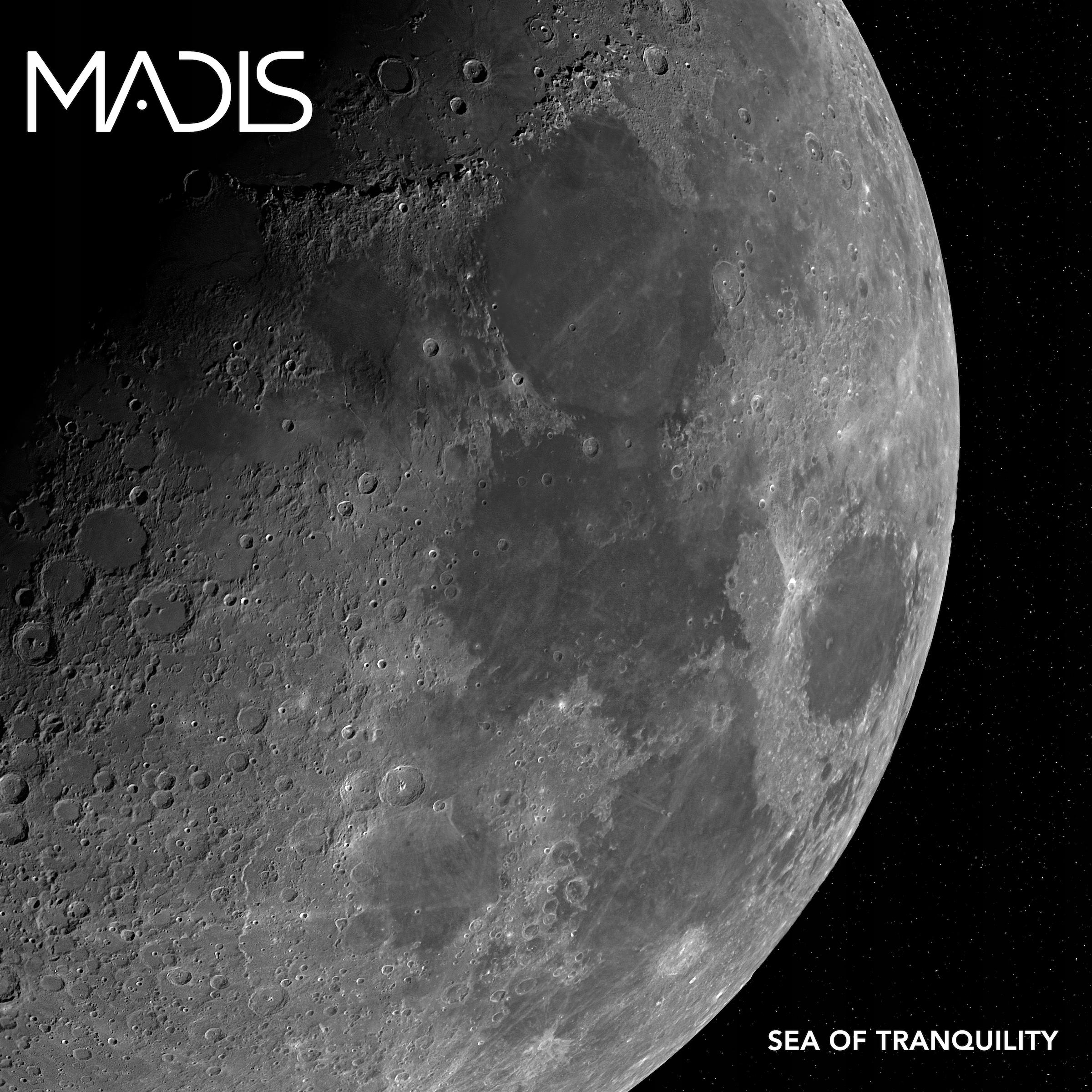 Madis  Sea of Tranquility Album 2020 CD