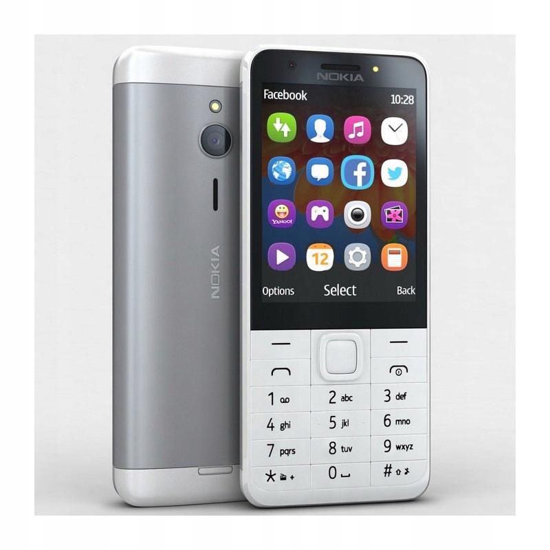Купить Мобильный телефон Nokia 230 черно-серый 16 МБ на Otpravka - цены и фото - доставка из Польши и стран Европы в Украину.
