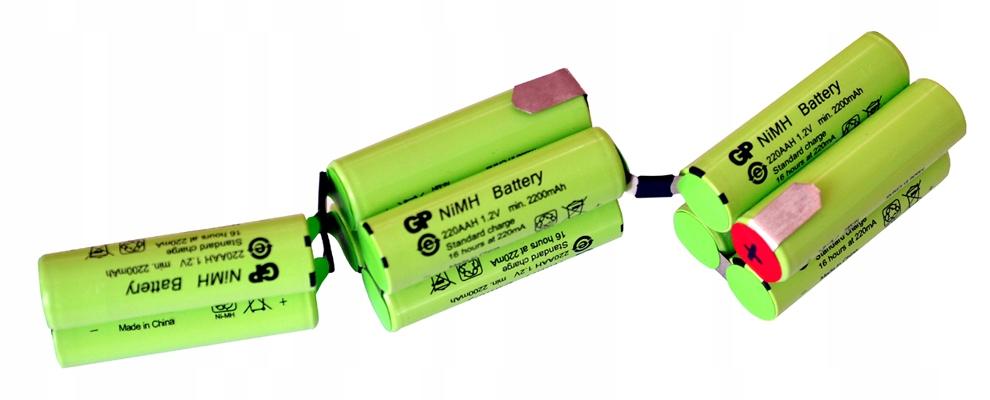 Bateria Akumulator Philips PowerPro Duo FC6162/01