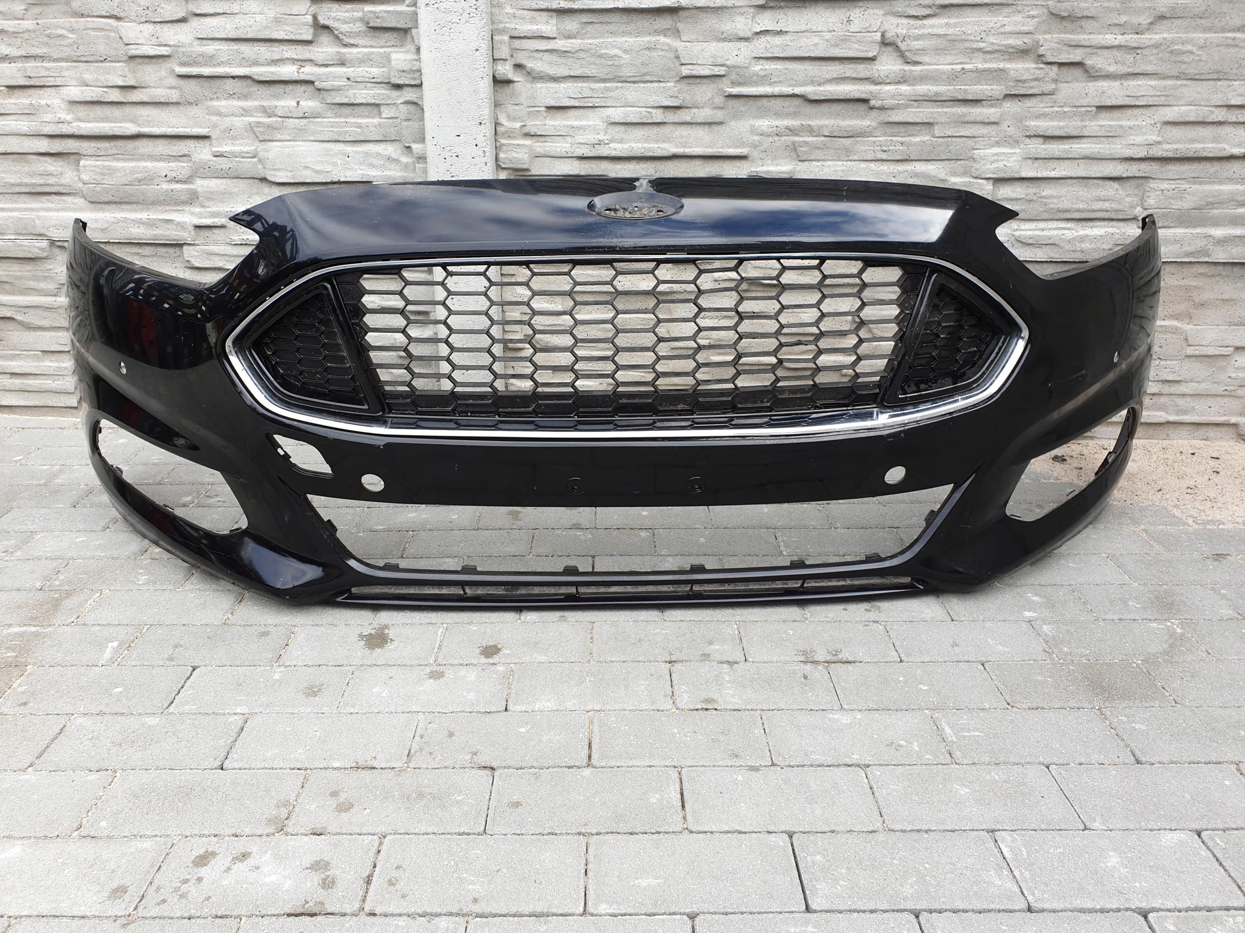 бампер ford mondeo mk5 fusion st titanium
