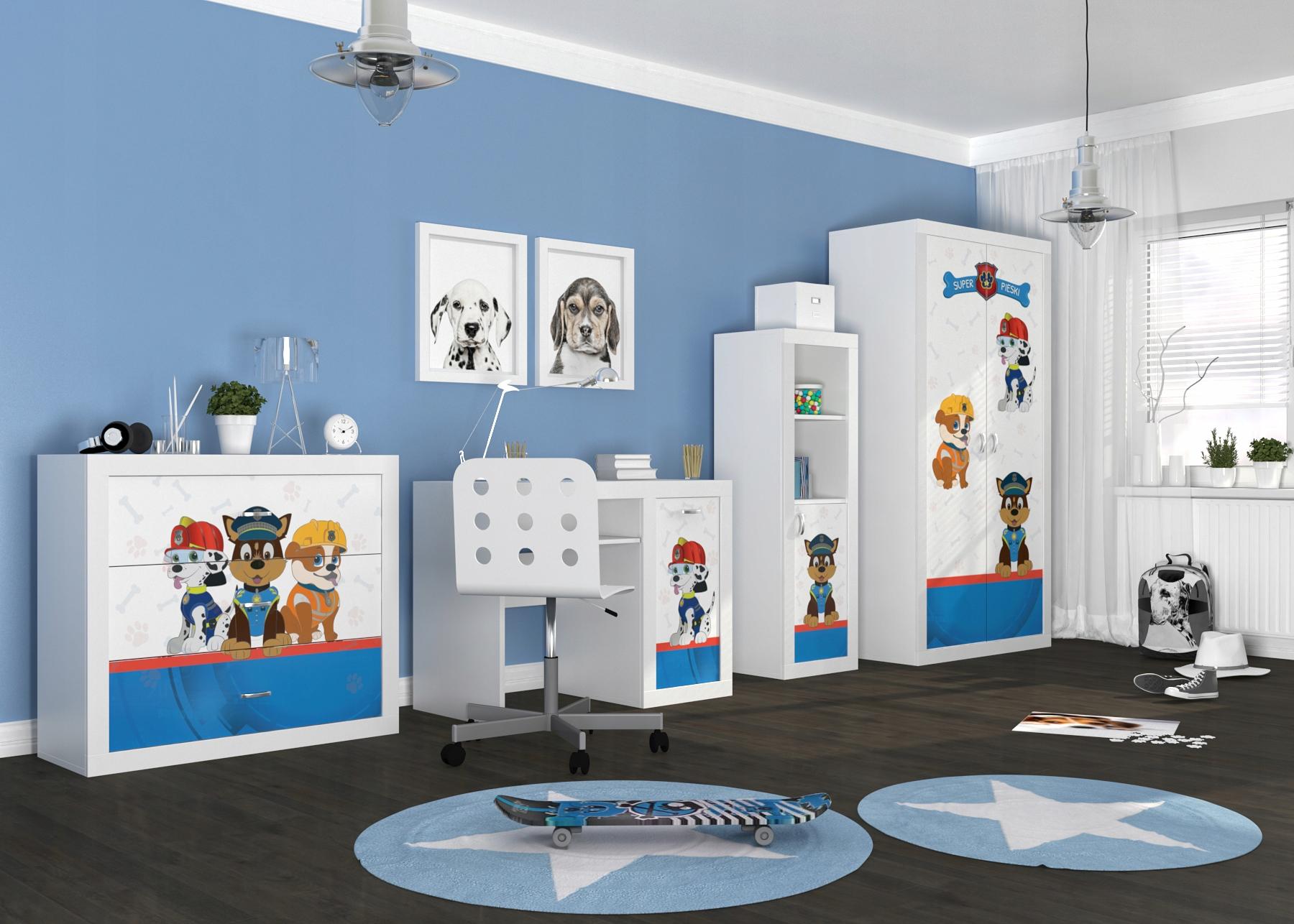 Комплект детской мебели, комплект молодежный, ФИЛИП