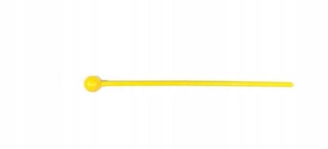 Chopticks pre Cymbal Bells Plastovo žlté