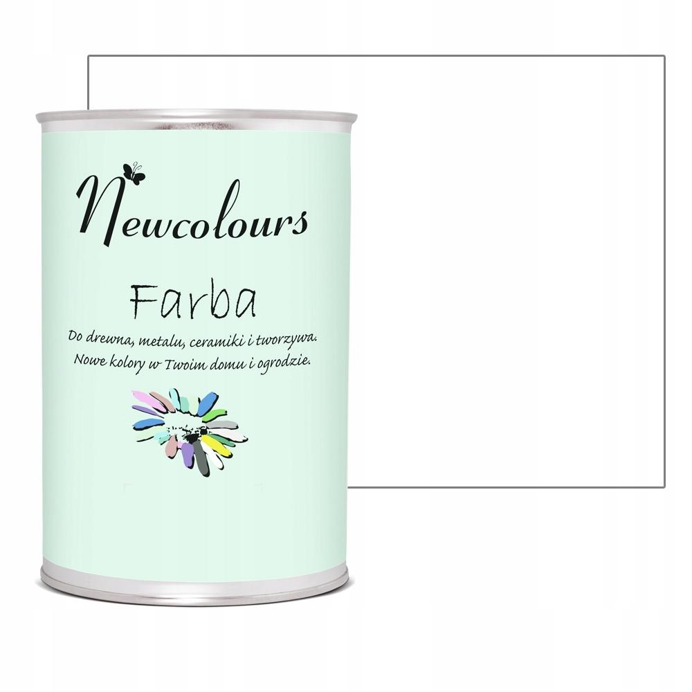 Akrylová farba Newcolours SNOW WHITE 900ml