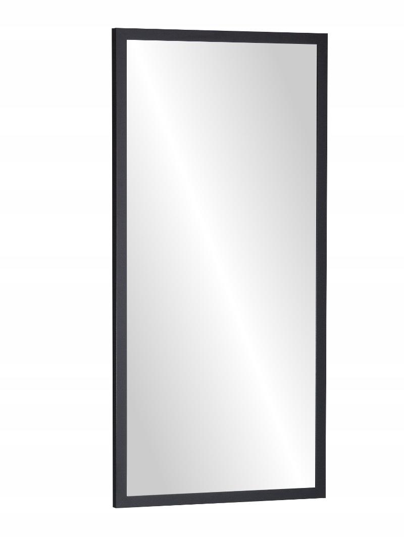 УДАРИТЬ !! НОВИНКА зеркало в раме 120Х60 БЕЛОЕ в узкой раме