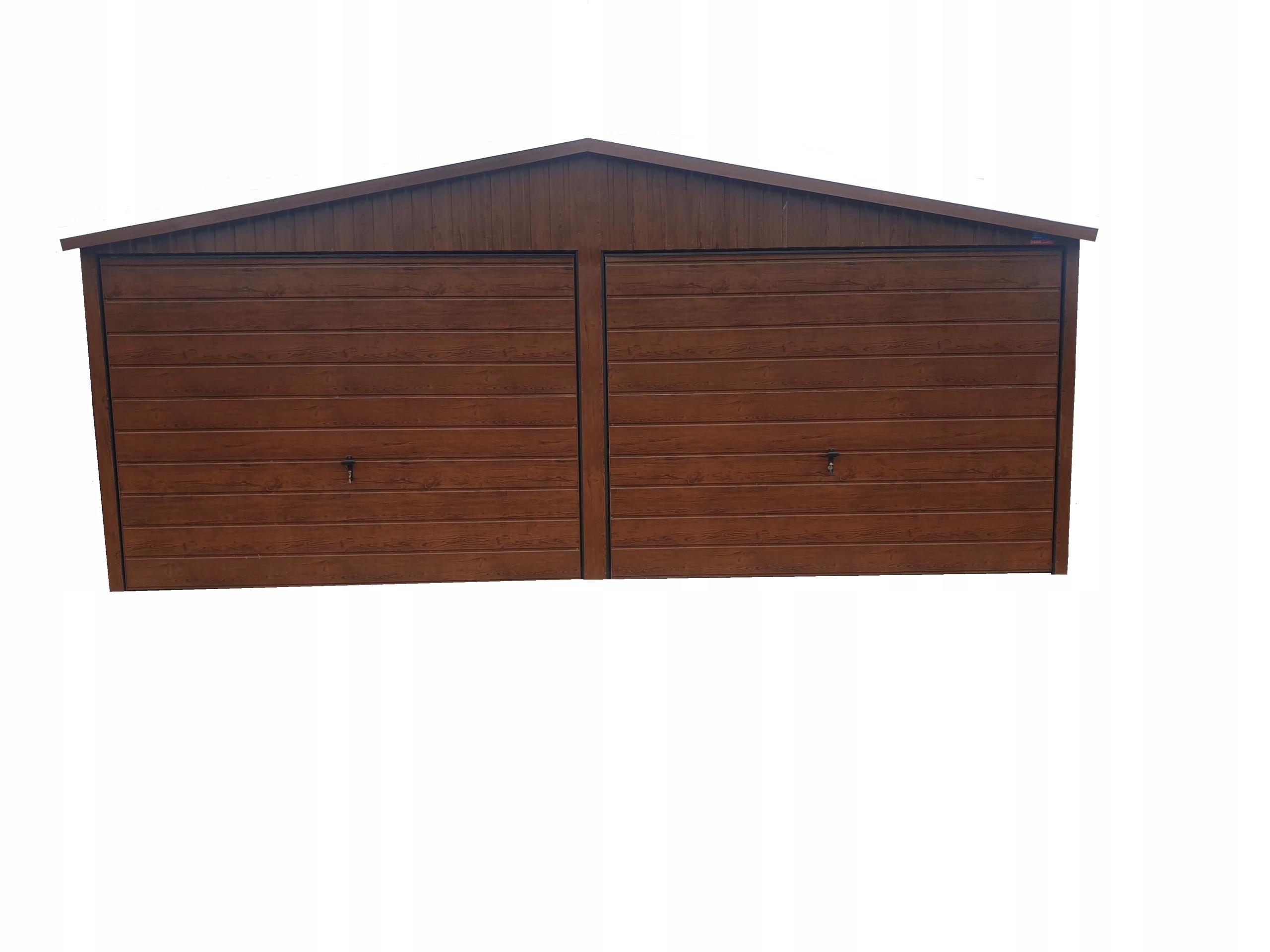 garaż blaszany 6x5 garaze blaszane WROCŁAW