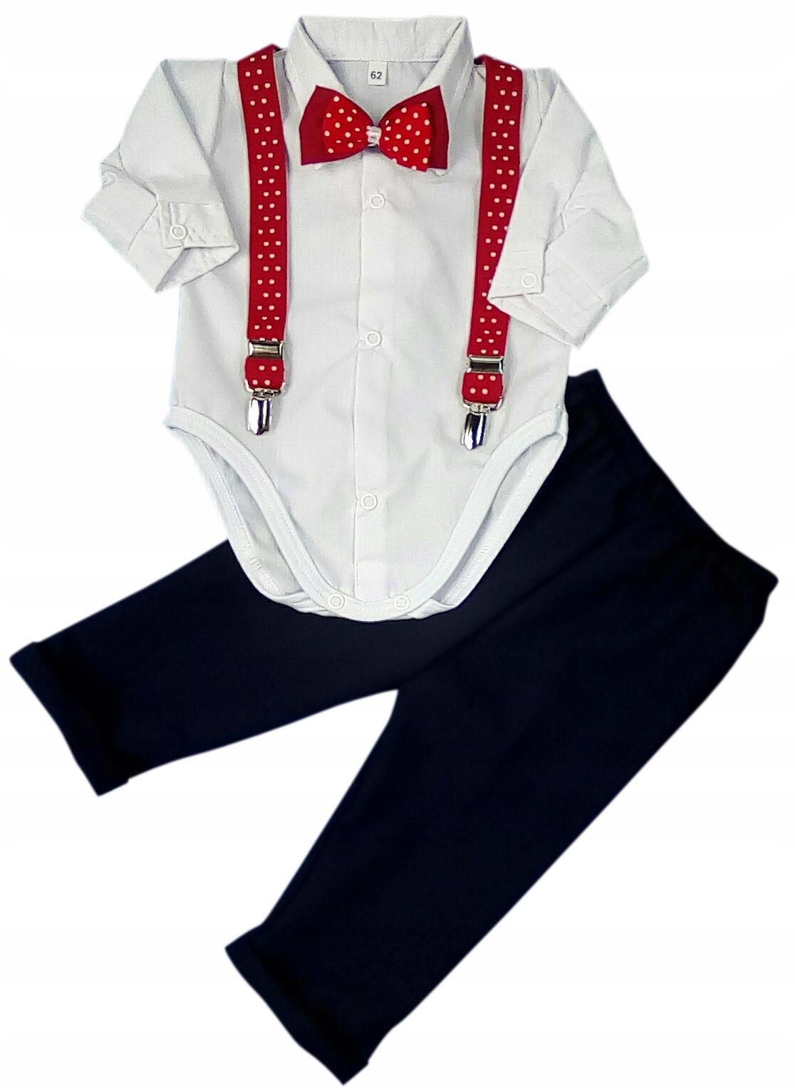 Koszulobody krstu lietať + traky + nohavice R. 80
