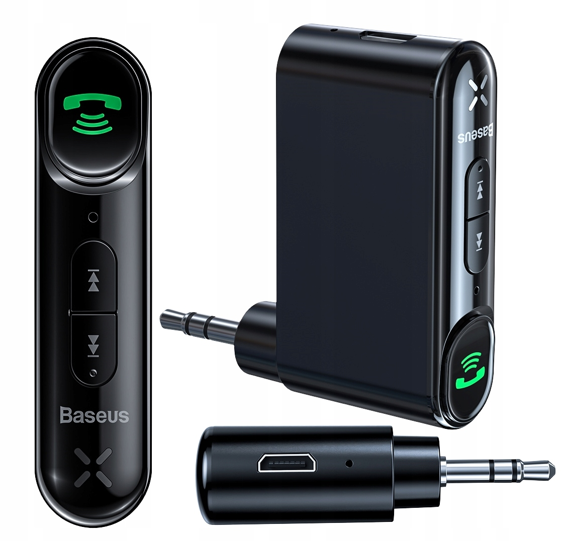 BASEUS RECEIVER BLUETOOTH MINI - JACK AUX АДАПТЕР