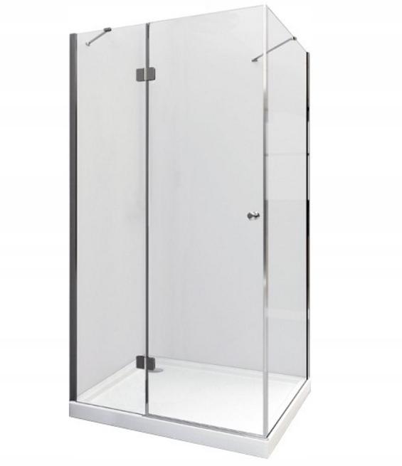 Sprchový KÚT OTOČNÝ 120x90 +NÁTER