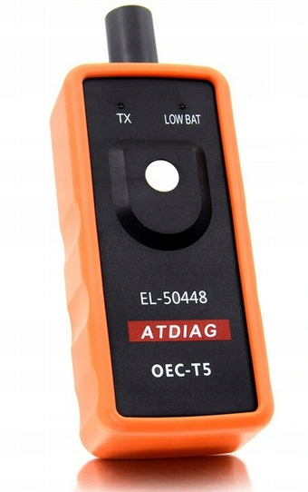 SLENKSTIS AKTYVATORIUS TPMS OPEL GM 315Mhz 433Mhz