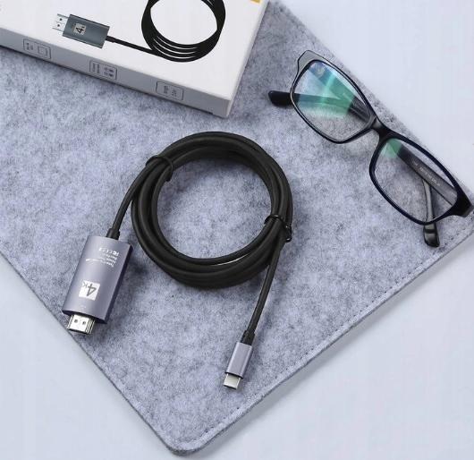 Купить SAMSUNG Декс, КАБЕЛЬ USB-C 3.1 ТИП C К HDMI 4K, MHL на Otpravka - цены и фото - доставка из Польши и стран Европы в Украину.