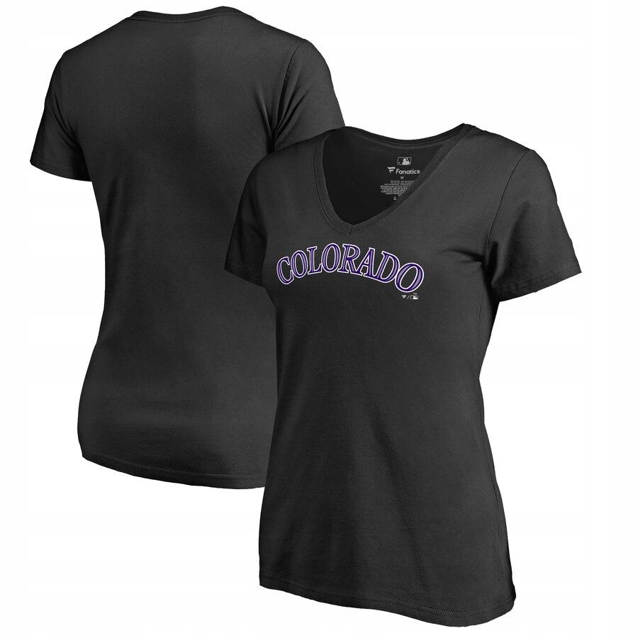 MLB T-Shirt Colorado Rockies Fanatics L