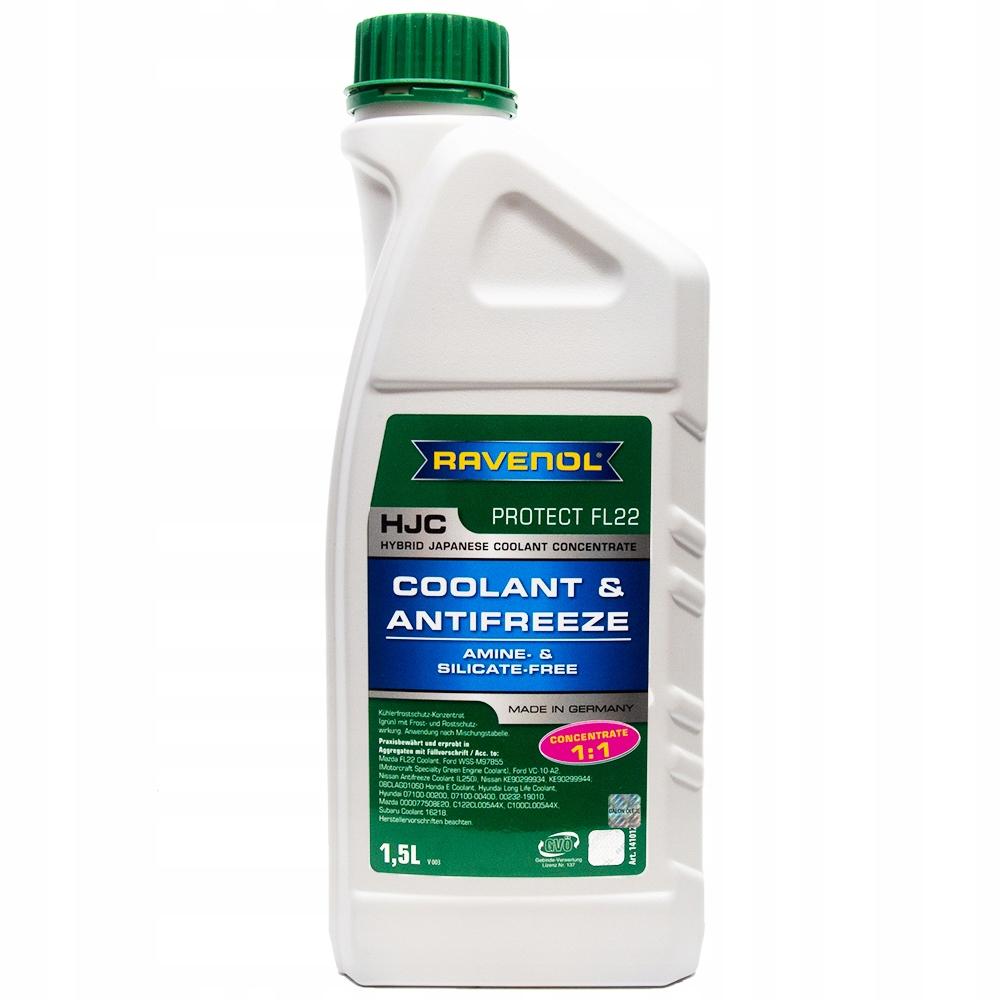 RAVENOL HJC PROTECT FL22 1.5 L концентрат для жидкой фазы