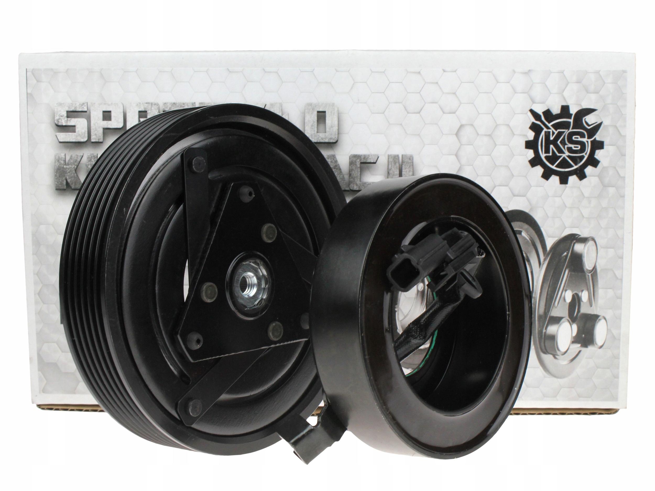 муфта круг шкив компрессоры valeo dcs-17ec