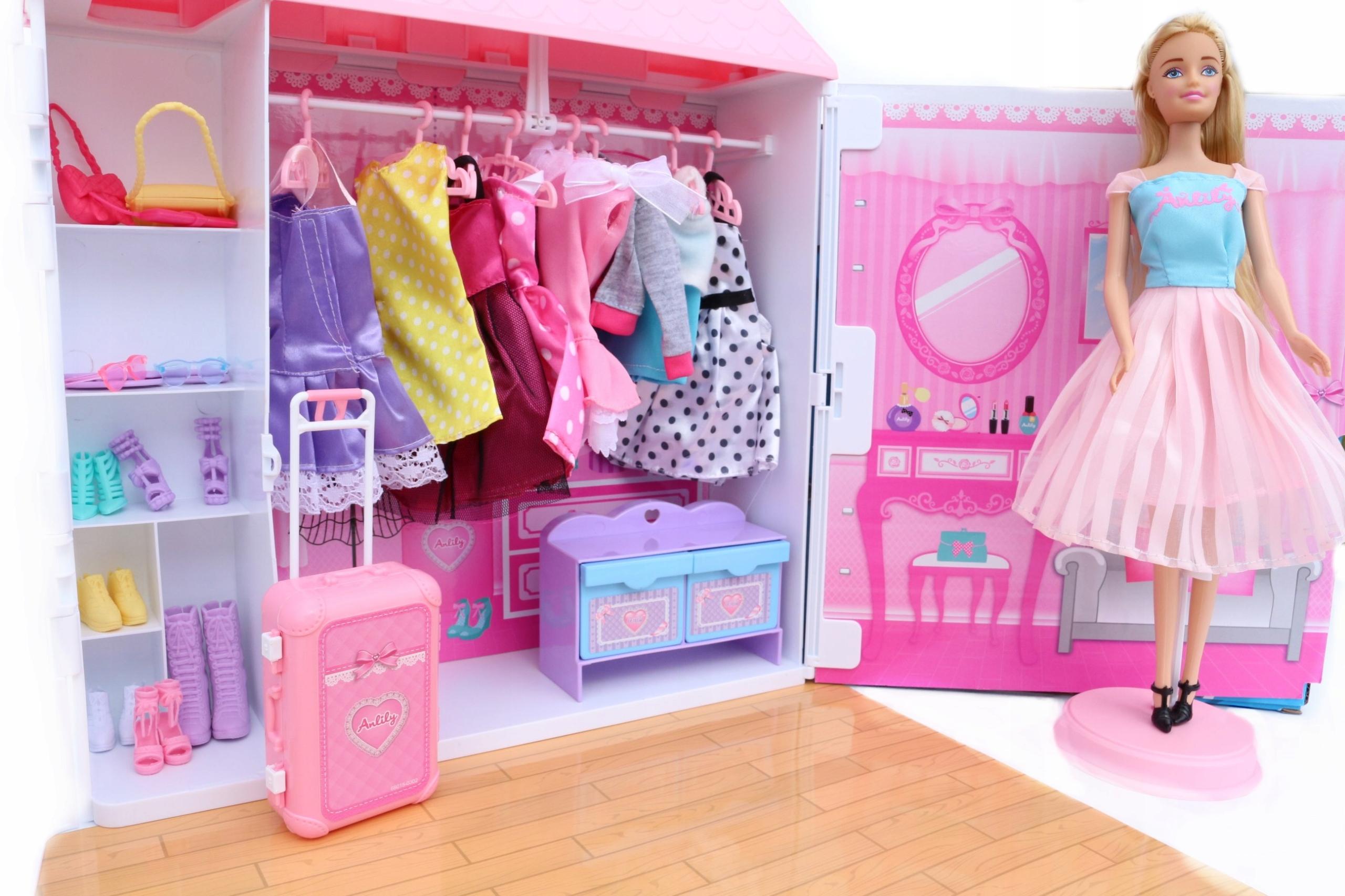 дизайн гардероб для куклы картинки приготовили для