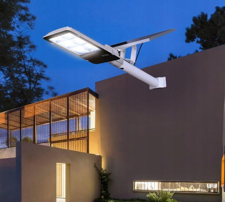 SOLARNA LAMPA ULICZNA LED 300W JD-6300PIR 7 TRYBÓW Moc lampy 300 W