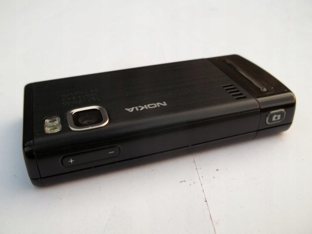 Купить Nokia 6500 Slide - очень красивый черный HIGH. СВОБОДНЫЙ на Otpravka - цены и фото - доставка из Польши и стран Европы в Украину.